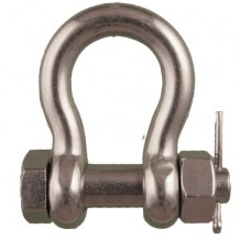 Anchor Shackle - Stainless