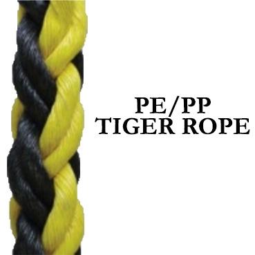 8 Strand Tiger - Shipping Rope