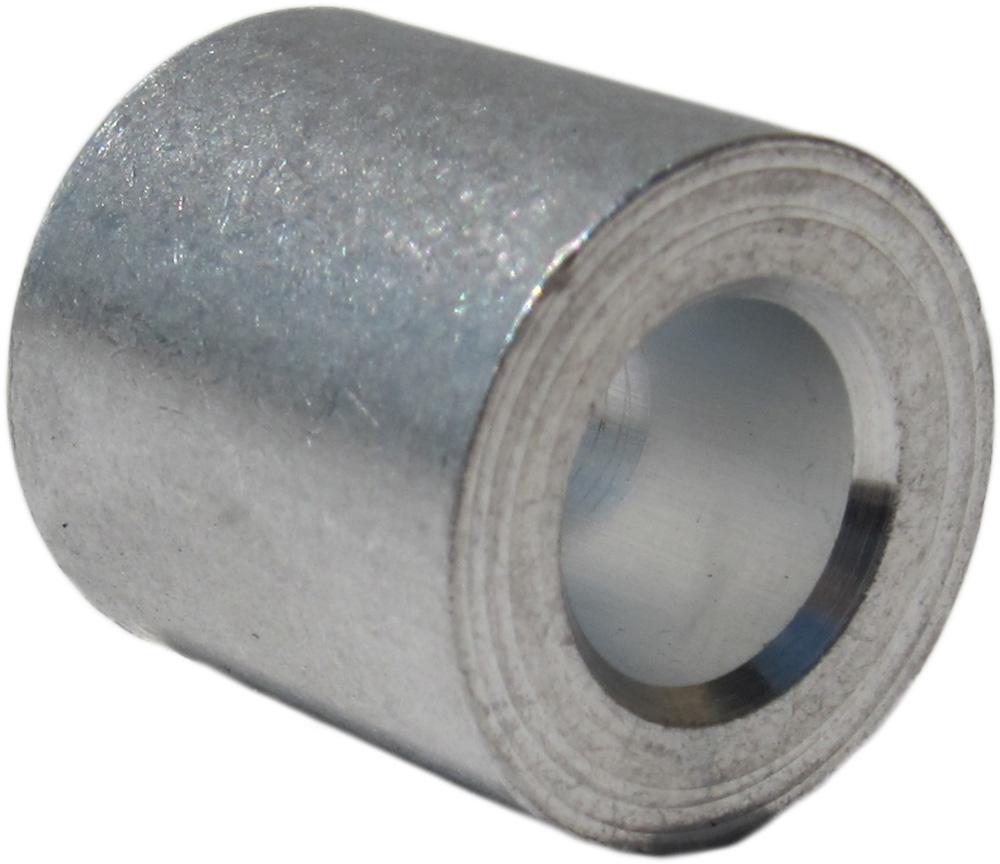 Alluminium Stop Button