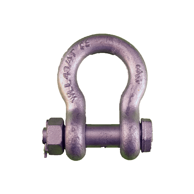 Bow Shackle (Bolt/Safety)