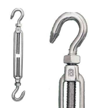Stainless Steel Hook/Hook Turnbuckle - Premium
