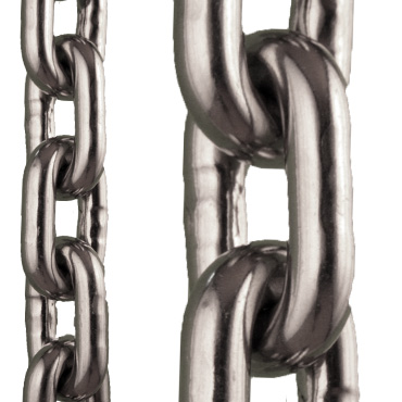 Stainless Steel Chain – Calibrated DIN766