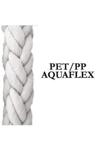 Aquaflex  - 12 strand shipping rope – Polyester/polypropylene blend