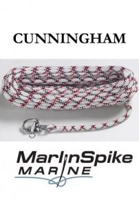 Cunningham Line - Main Sail