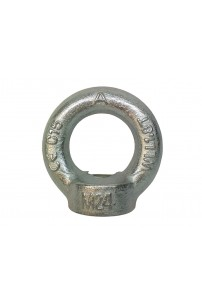 Galvanised Eye Nut