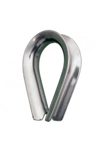 Stainless Steel Rope Thimble - Premium