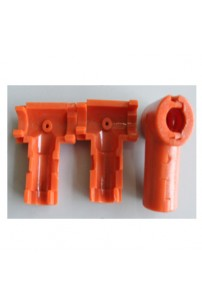 T Type Playground Rope Connector - Plastic