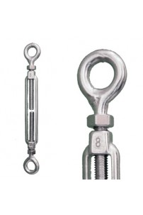 Stainless Steel Eye/Eye Turnbuckle - Premium