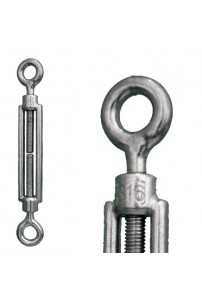 Stainless Steel Eye/Eye Turnbuckle - Commercial